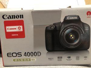 Canon camera - New for Sale in El Monte, CA