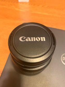 Lenses canon originally like new for Sale in Glendale,  CA