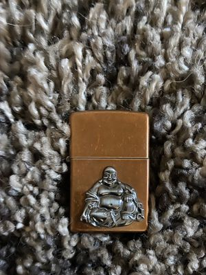 Buddha zippo windproof lighter for Sale in San Diego, CA