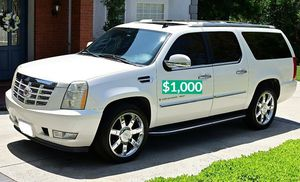 🔥💯$1.000 First owner 2OO8 Cadillac Escalade for Sale in Indianapolis, IN