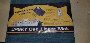 2 new cat litter mat for Sale in Springfield, VA