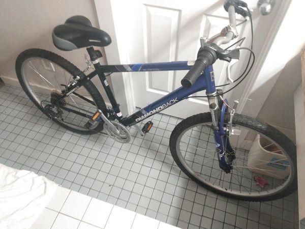 Diamondback Wildwood Citi mountain bike medium
