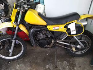 1982 Yamaha yz80 restored for Sale in Torrance, CA