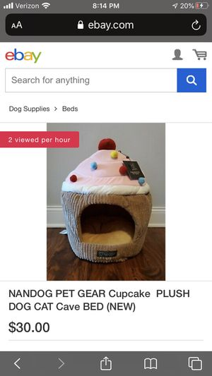Pet bed-Nandog pet gear for Sale in Chicago, IL