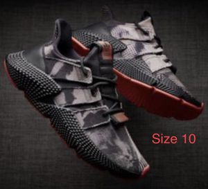 """adidas Prophere """"Bleached"""" Black Solar Red Size 10 for Men for Sale in West Covina, CA"""