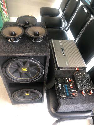 car music sistem for Sale in Lilburn, GA