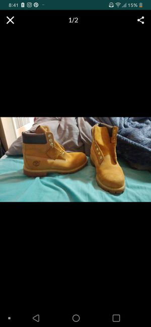Timberlands size 9 1/2 F for Sale in Portland, OR