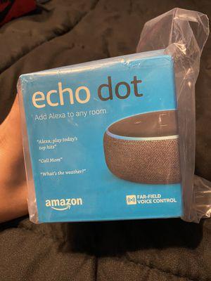 Amazon Echo Dot for Sale in San Antonio, TX