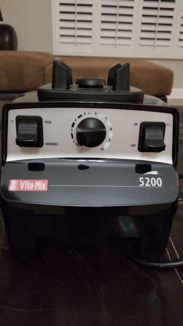 Vita-mix Blender 5200