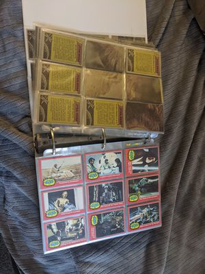 Very rare card binder for Sale in Silverdale, WA