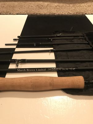 March Brown Limited Fly Rod Never Used for Sale in Ashland, VA