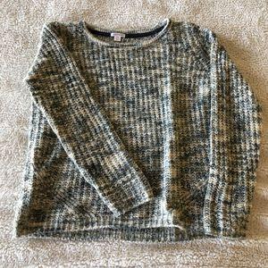 Size M Xhileration Cream Colored Sweater for Sale in Newport News, VA
