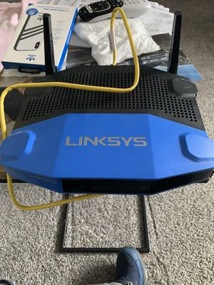 Linksys 1200ac Router for Sale in Williamsport, PA