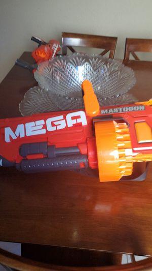 Mastodon nerf gun for Sale in Miami Gardens, FL