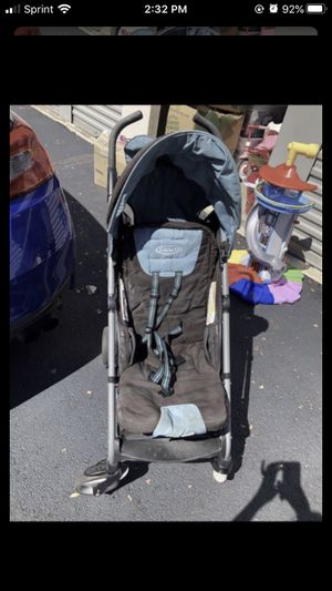 Graco baby toddler breeze click connect stroller for Sale in San Antonio, TX