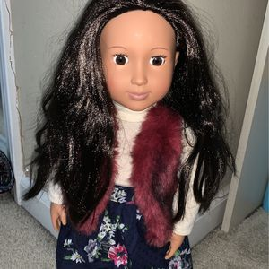 "Our Generation ""Tanya"" Doll for Sale in Hayward, CA"