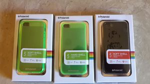 Polarloid iphone 5 soft shell cases for Sale in Los Angeles, CA