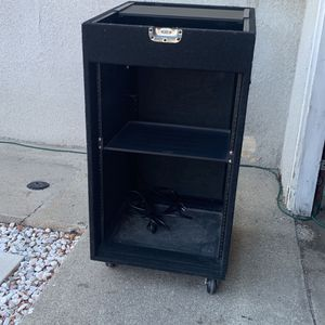 "Dj Rack For 19"" Equipment for Sale in San Diego, CA"