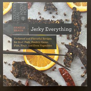Jerky Everything Recipe Cookbook for Sale in Fresno, CA