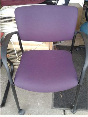 Chair furniture With Wheels ..... for Sale in Dearborn, MI