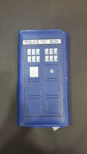 Doctor Who Wallet/Purse for Sale in Garden Grove, CA