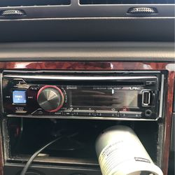 Alpine Car Stereo for Sale in Fremont,  CA