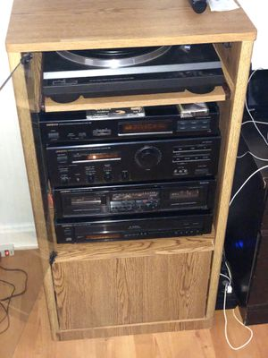 Onkyo 5 piece sound system for Sale in Silver Spring, MD