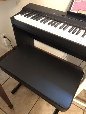 Casio Privia keyboard for Sale in Clearwater, FL