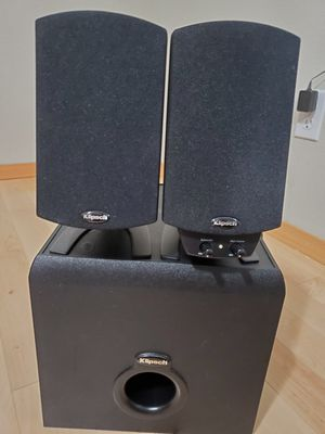 Klipsch Promedia 2.1 bluetooth for Sale in Renton, WA