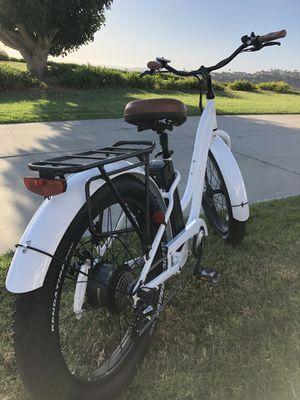 Ebikes electric bikes; woman's 48 v 500w motor; $1800 for Sale in San Juan Capistrano, CA