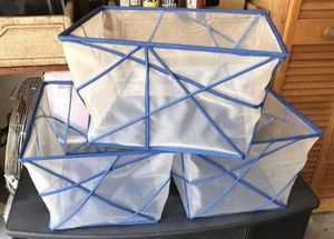 Storage Bins Mesh Large for Sale in Fort Myers, FL