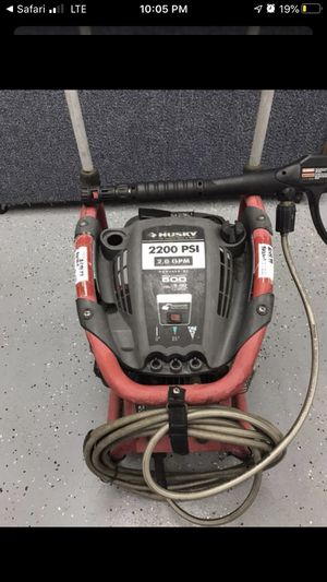 Pressure washer complete with hose and gun for Sale in Torrance, CA