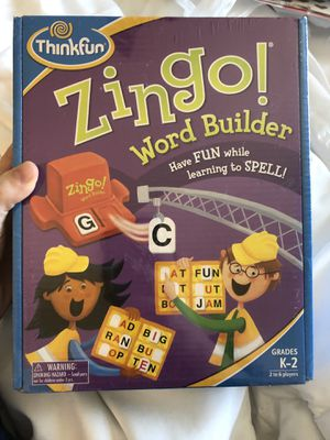 Kids game- new in box Zingo for Sale in Chandler, AZ