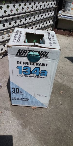 134a freon tank for Sale in Los Angeles, CA