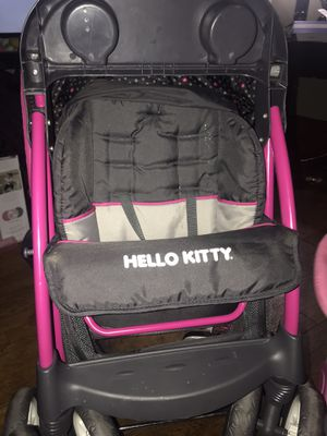 Baby Hello Kitty Stroller for Sale in Cleveland, OH