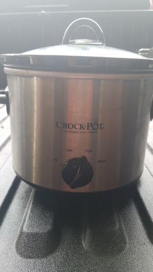 Crock pot for Sale in Alexandria, VA