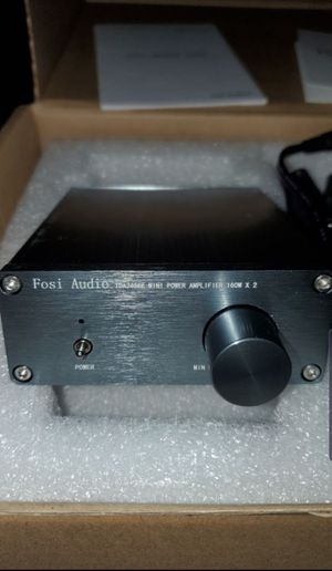 Digital Amp for Home Speakers for Sale in Arlington, TX