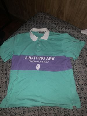 Bape shirt for Sale in Detroit, MI