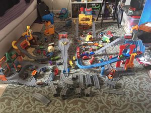 Huge Thomas The Train Take & Play Lot for Sale in Fayetteville, NC