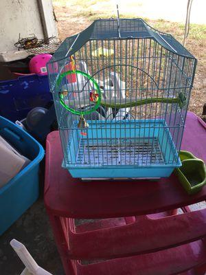 Small bird cage for Sale in Auburndale, FL