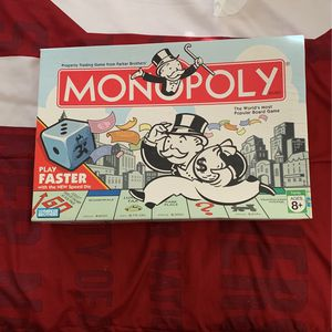 monopoly board game for Sale in Moore, OK