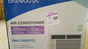 $75/ OBO, Daewoo 5000 btu window ac for Sale in Bothell, WA