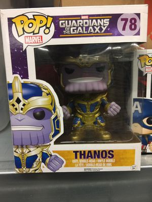 Thanos Pop! Action Figure for Sale in Chicago, IL