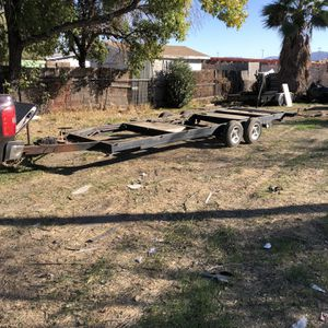 20ft Utility Trailer for Sale in Colton, CA