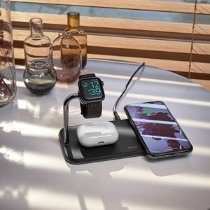 Apple and Samsung Fast Charger ZENS Dual+Watch Aluminium Wireless Charger for Sale in Pembroke Pines, FL