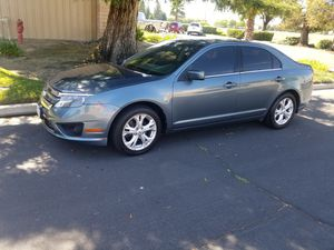 2012 Ford fusion SE V6 Clean title for Sale in Clovis, CA