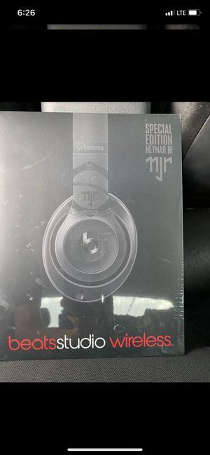 Beats studio wireless special edition neymar jr for Sale in Los Angeles, CA