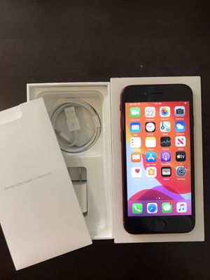 iPhone 8 Product Red for Sale in Austin, TX