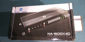 Nemesis NA-1600X4D Amplifier for Sale in Irving, TX