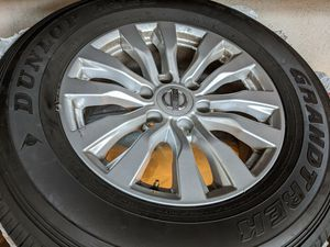 NISSAN ARMADA TIRES AND RIMS! $600.00 for Sale in Anaheim, CA